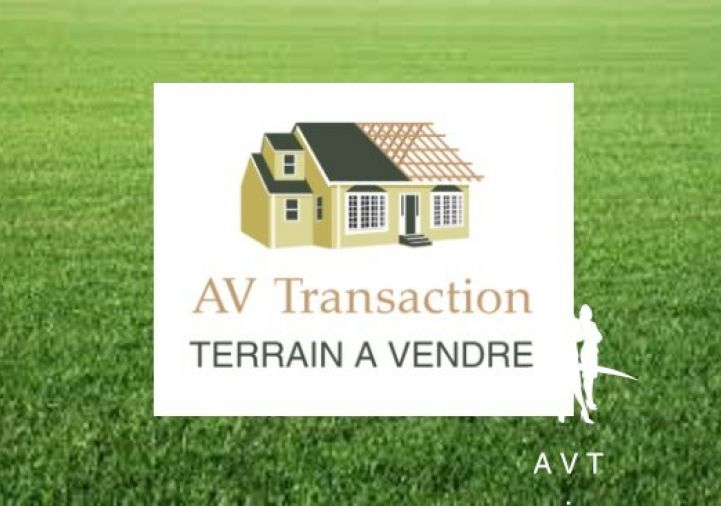A vendre Terrain Saint Quentin Fallavier | R�f 750223485 - Av transaction