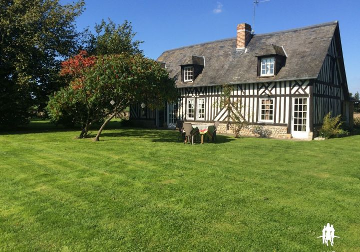 A vendre Maison normande Drucourt   R�f 750224176 - Av transaction