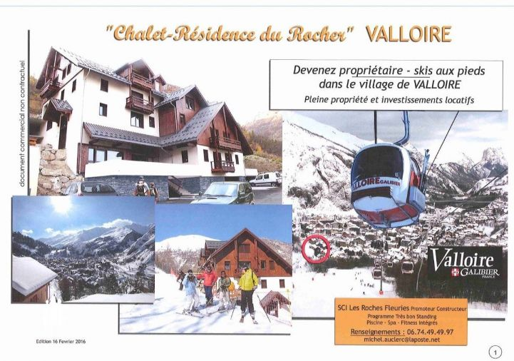 A vendre Appartement Valloire | R�f 750225163 - Av transaction