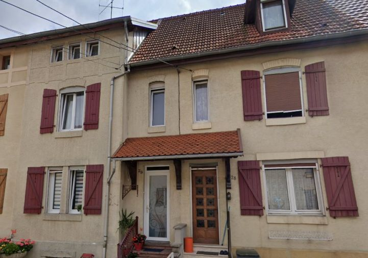 A vendre Maison Audincourt | R�f 750226224 - Av transaction