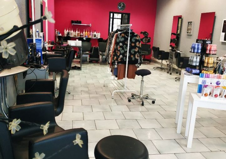 A vendre Salon de coiffure Marseille 2eme Arrondissement | R�f 750227431 - Av transaction