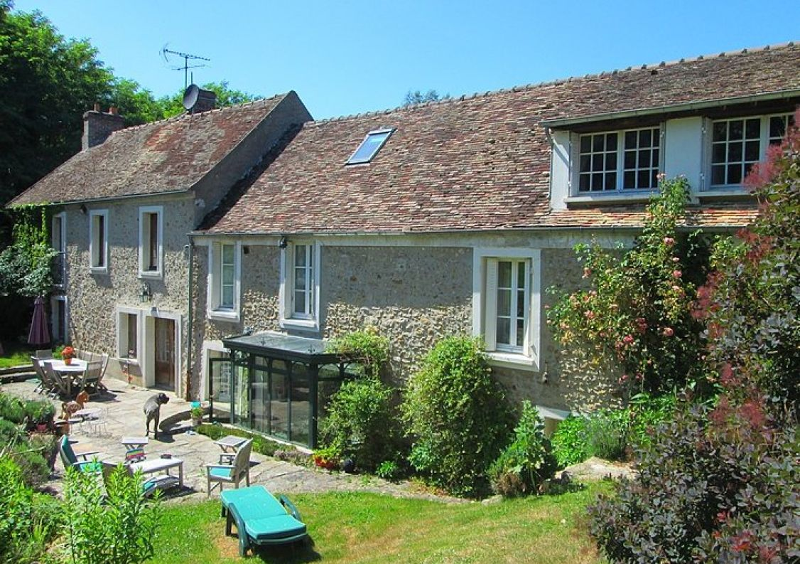 A vendre Bazoches Sur Guyonne 7502624421 Comptoir immobilier de france