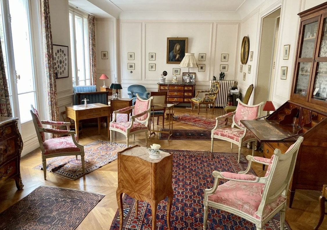 A vendre Appartement Paris 16eme Arrondissement | R�f 7502660104 - Comptoir immobilier de france