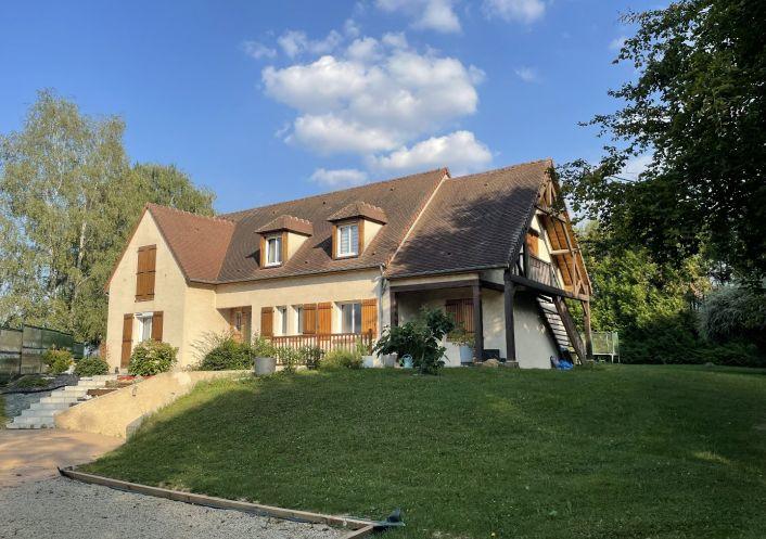 A vendre Maison La Queue Les Yvelines   R�f 7502665811 - Comptoir immobilier de france prestige