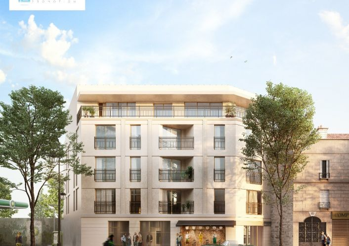 A vendre Appartement Saint Maur Des Fosses | Réf 75042110 - Cj immobilier