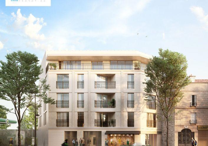 A vendre Appartement Saint Maur Des Fosses | Réf 75042119 - Cj immobilier