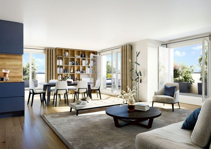 A vendre Appartement neuf Villepinte | Réf 7504271 - Cj immobilier