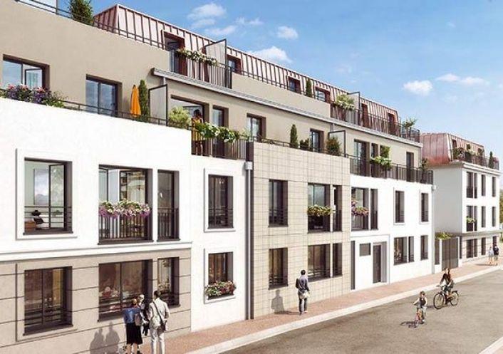 A vendre Appartement neuf Verneuil Sur Seine | Réf 7504273 - Cj immobilier