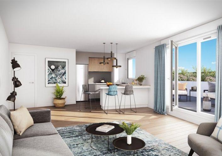 A vendre Appartement Drancy | Réf 7504275 - Cj immobilier