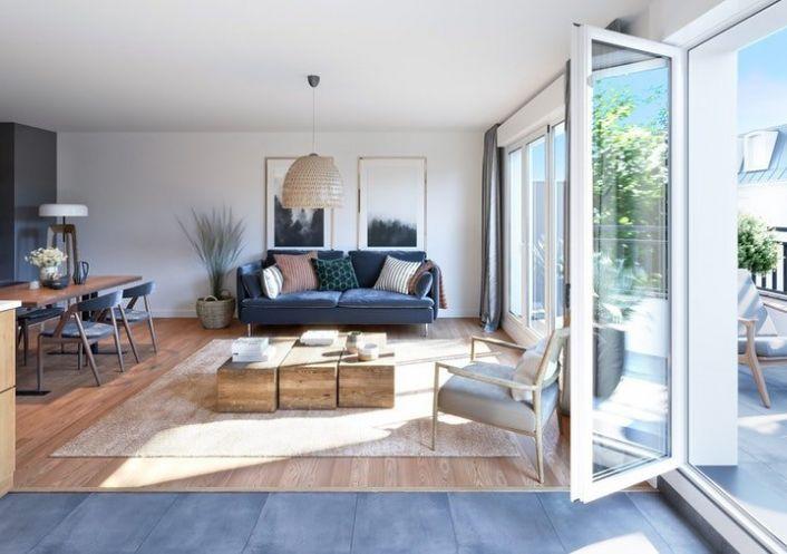 A vendre Appartement Noisy Le Grand | Réf 7504282 - Cj immobilier
