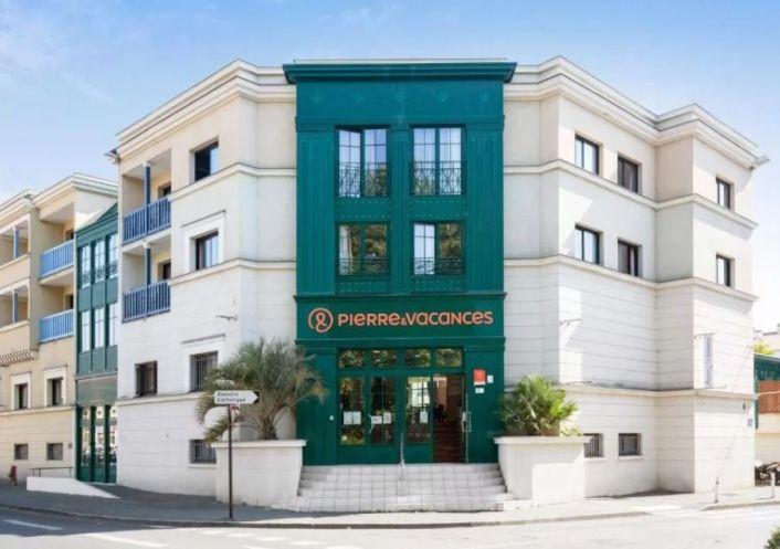 A vendre R�sidence tourisme La Rochelle | R�f 75011109487 - Sextant france