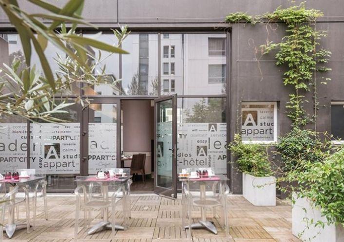 A vendre Résidence tourisme Paris 13eme Arrondissement | Réf 75011113002 - Sextant france