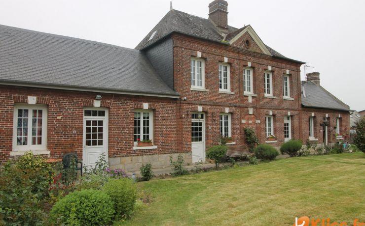 A vendre Fontaine Le Dun  760033234 Klicc immobilier