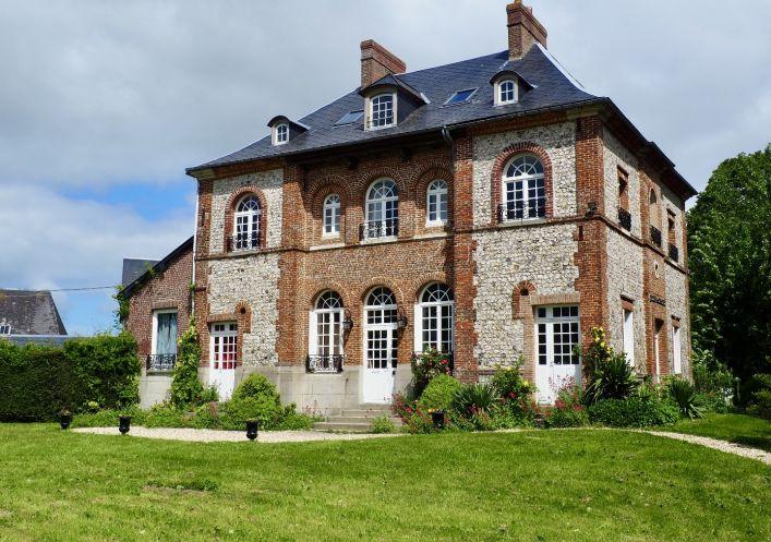 A vendre Manoir Les Petites Dalles   R�f 760034035 - Klicc immobilier