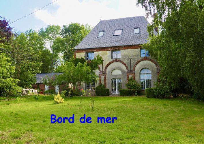 A vendre Maison de caract�re Veules Les Roses | R�f 760034082 - Klicc immobilier