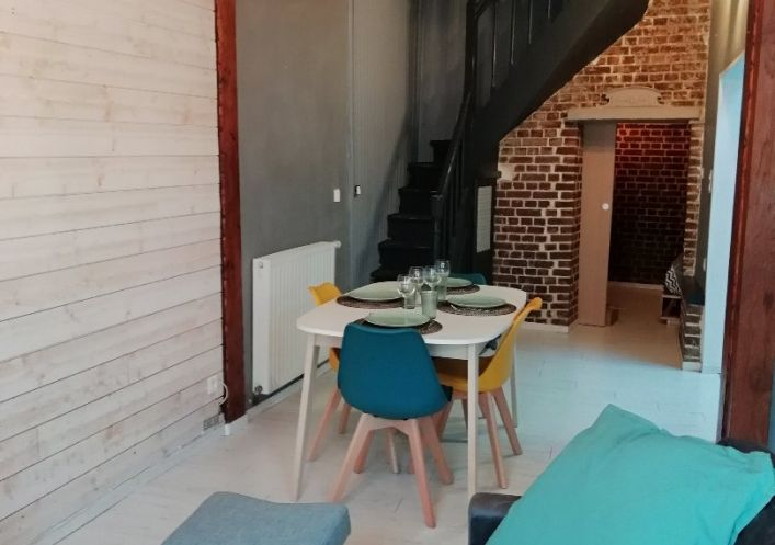 A vendre Maison mitoyenne Dieppe   R�f 760034367 - Klicc immobilier