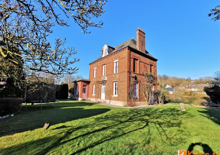A vendre Maison bourgeoise Dieppe | R�f 760034415 - Klicc immobilier