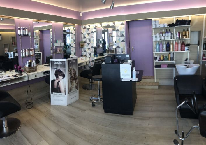 For sale Salon de coiffure Fecamp | R�f 760034439 - Klicc immobilier