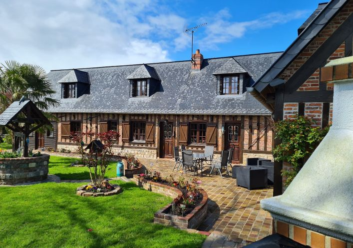 A vendre Maison normande Bacqueville En Caux | R�f 760034484 - Klicc immobilier