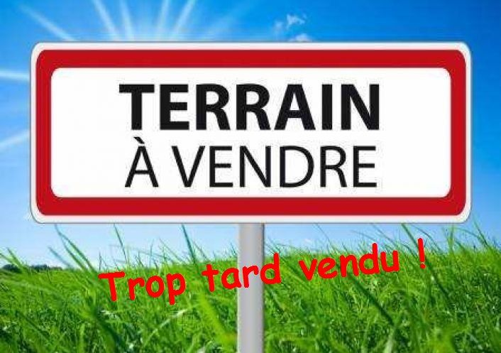 A vendre Terrain constructible Saint Vrain | R�f 777921763 - Axelite sas