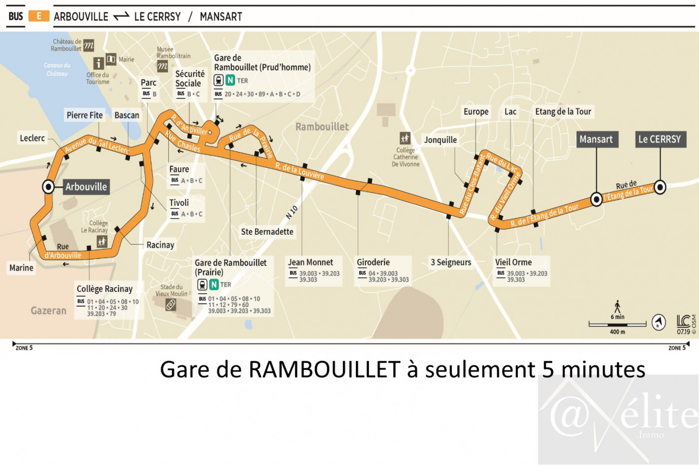 A vendre Rambouillet 777921896 Axelite sas