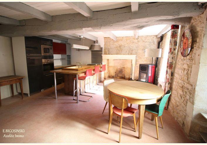A vendre Maison de village Exoudun | R�f 777922604 - Axelite sas