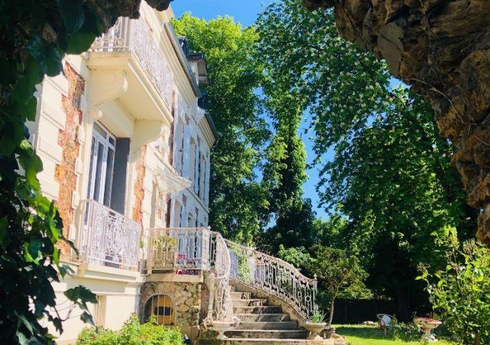 A vendre Maison de ma�tre Triel Sur Seine | R�f 777922725 - Axelite sas