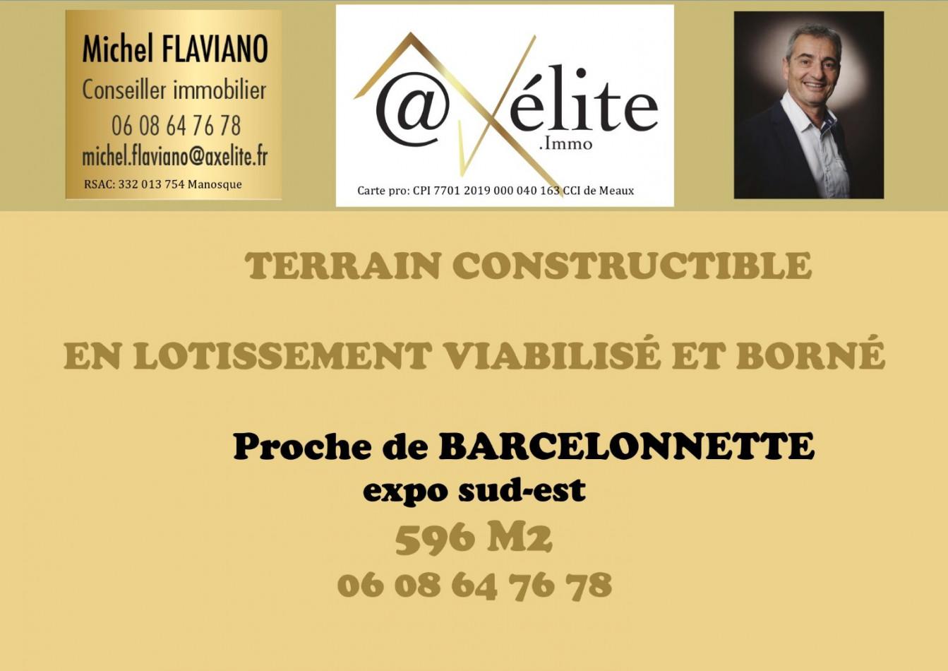 A vendre Barcelonnette 77792309 Axelite sas