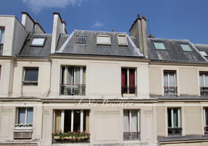 A vendre Paris 16eme Arrondissement 77792332 Axelite sas