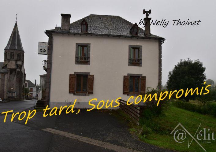 A vendre Maison de village Montboudif | R�f 777923335 - Axelite sas