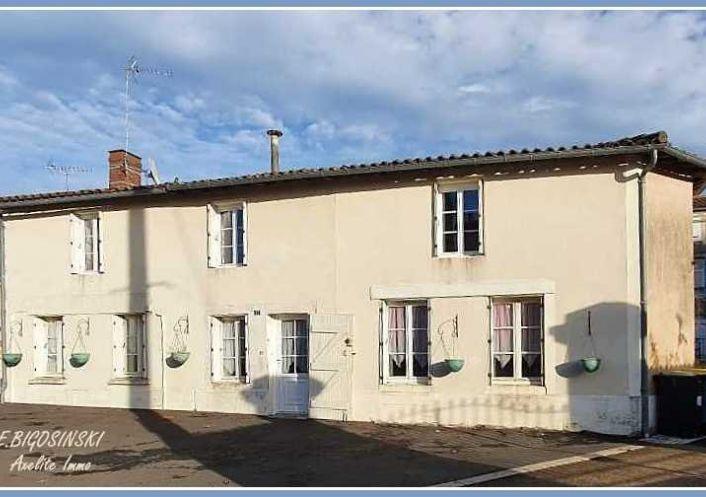 A vendre Maison de village Exireuil | R�f 777923341 - Axelite sas