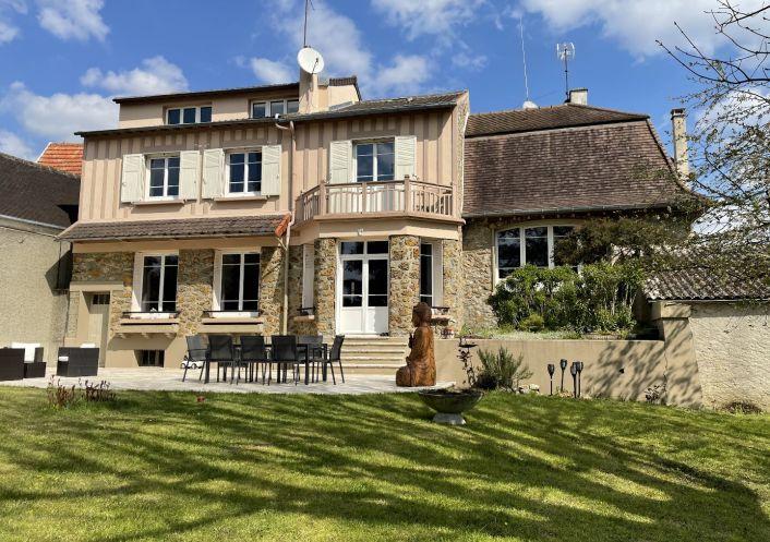 A vendre Maison de caract�re Leuville Sur Orge | R�f 777923347 - Axelite sas