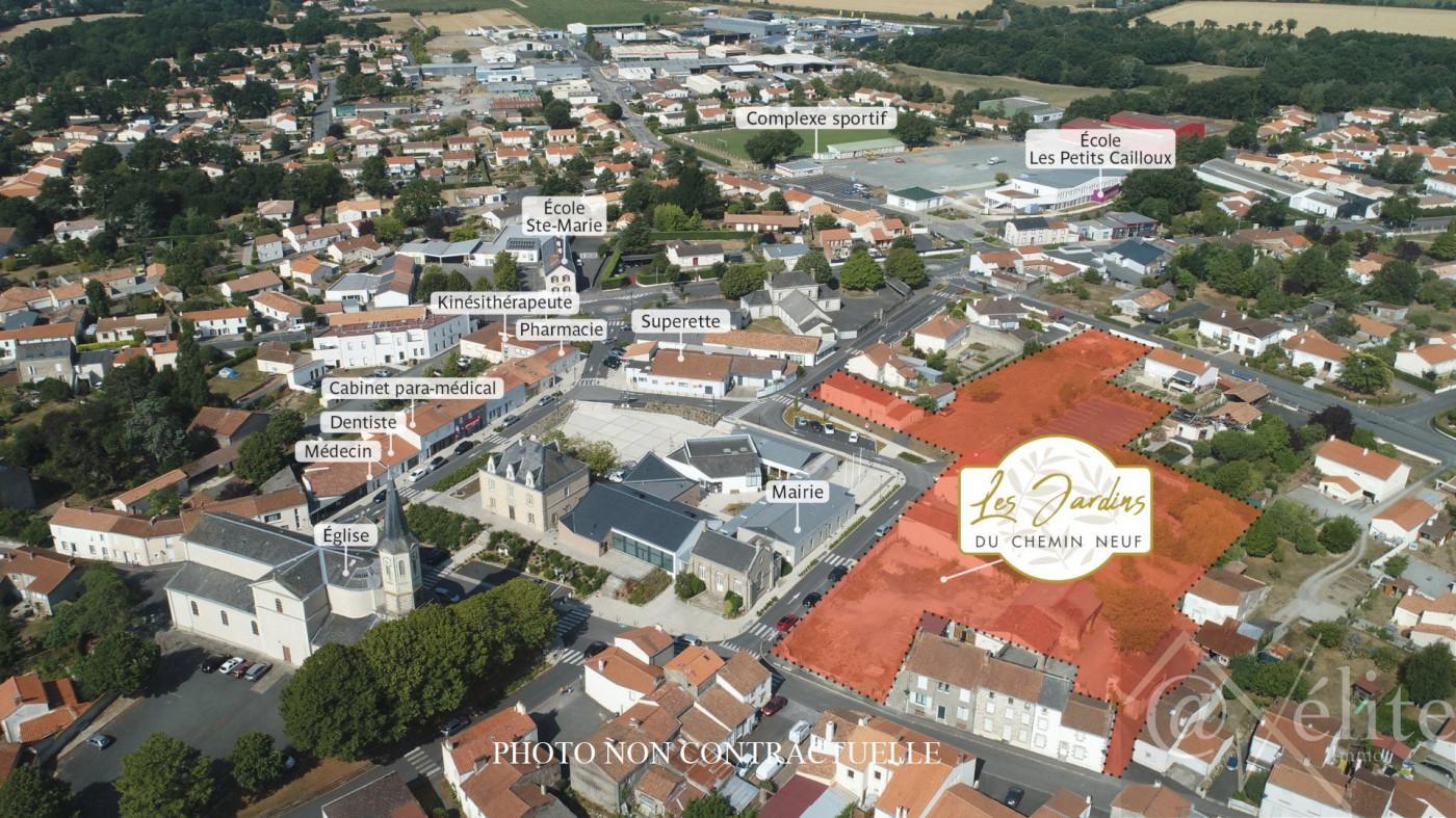 A vendre  Saint Hilaire De Loulay | Réf 777923350 - Axelite sas