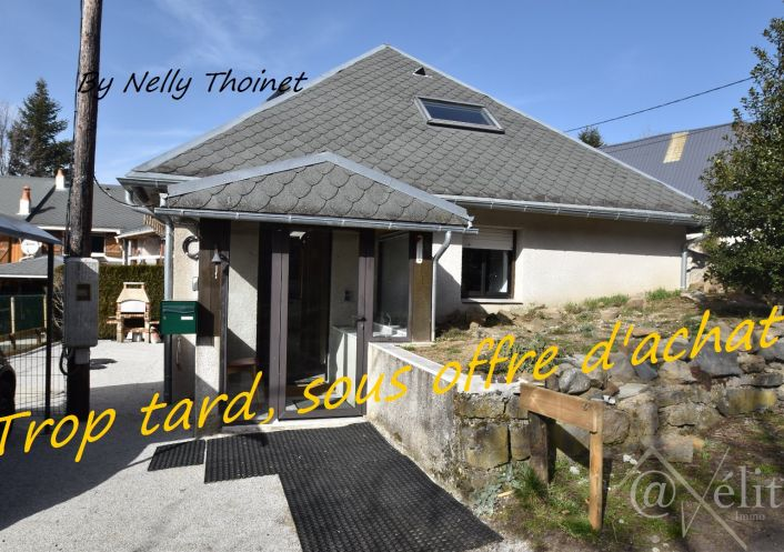 A vendre Maison de campagne Besse Et Saint Anastaise | R�f 777923426 - Axelite sas