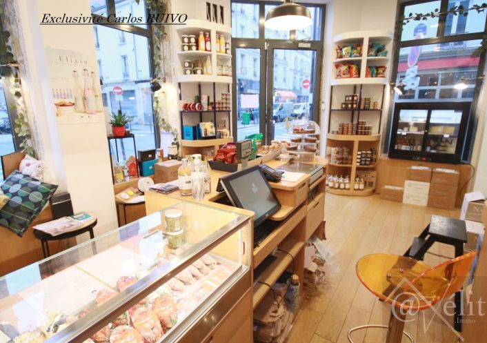 For sale Epicerie fine Paris 17eme Arrondissement | R�f 777923500 - Axelite sas
