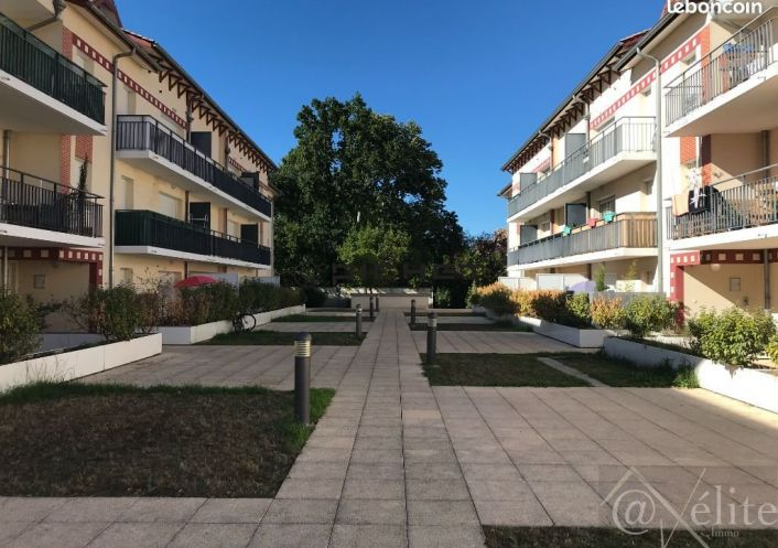 A vendre Appartement en rez de jardin Gujan Mestras | R�f 777923503 - Axelite sas