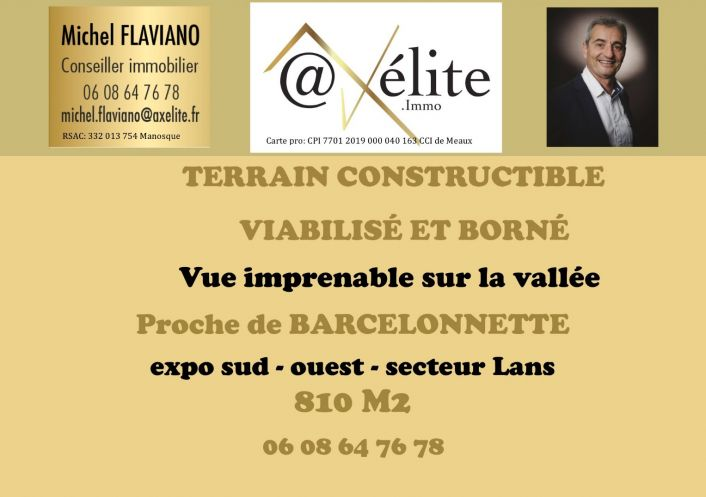 A vendre Barcelonnette 77792351 Axelite sas