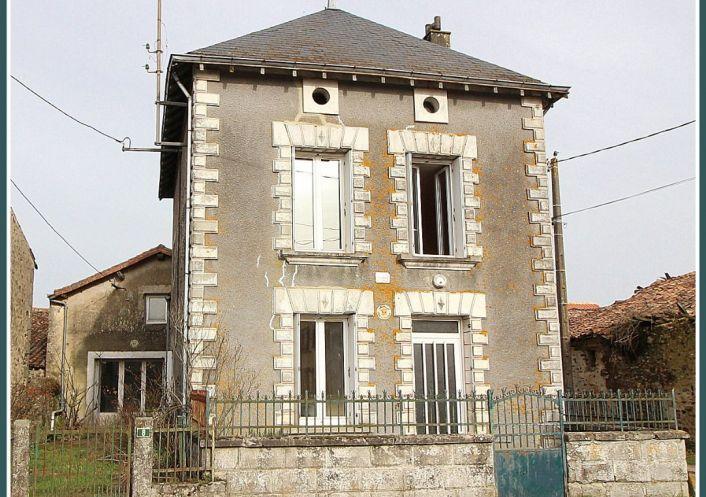A vendre Maison Vausseroux | R�f 777923566 - Axelite sas