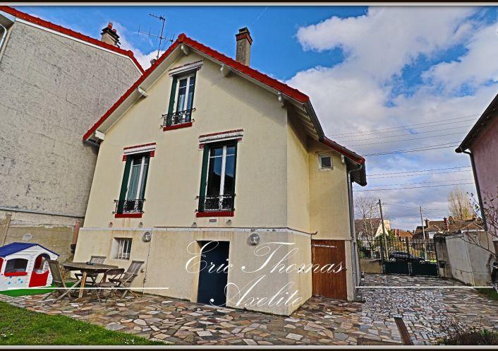 A vendre Maison Villeneuve Saint Georges   R�f 777923570 - Axelite sas