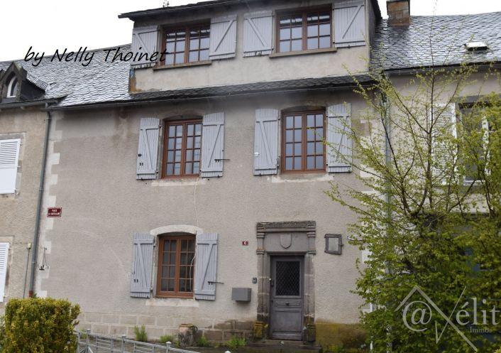 A vendre Maison de village Marcenat   R�f 777923716 - Axelite sas