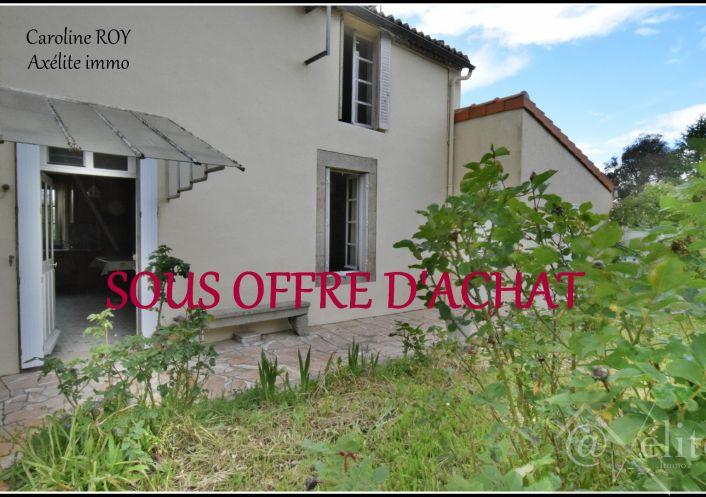 A vendre Maison Montigne Sur Moine   R�f 777923750 - Axelite sas