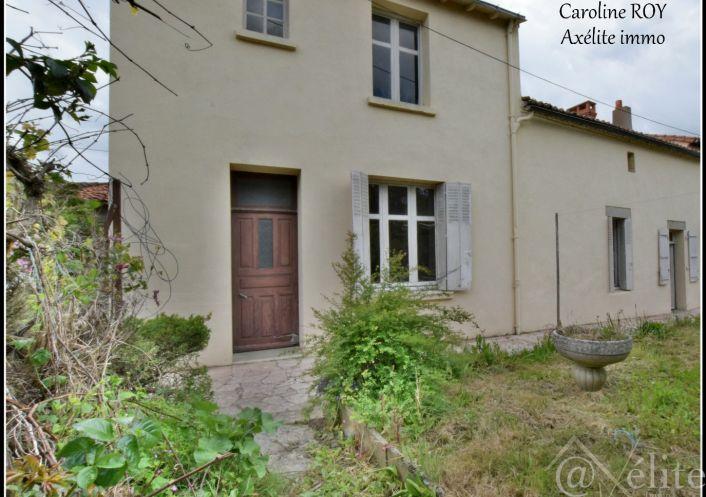 A vendre Maison Montigne Sur Moine   R�f 777923754 - Axelite sas