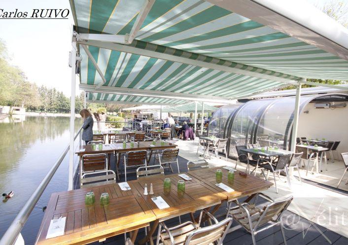 A vendre Caf�   restaurant Chatillon Sur Marne | R�f 77792375 - Axelite sas