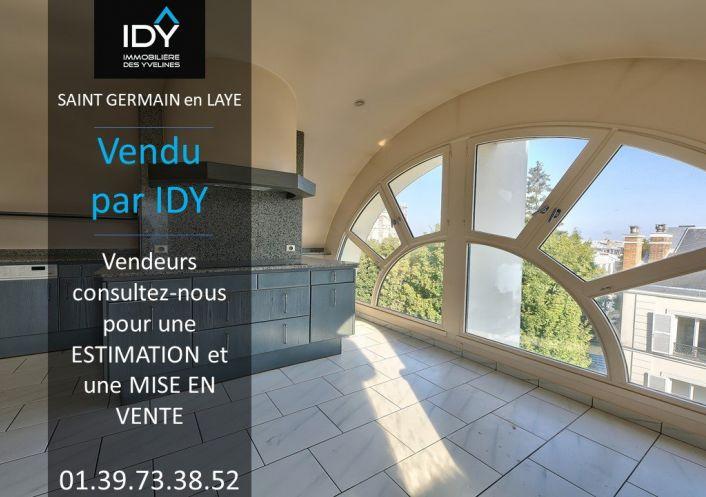 A vendre Appartement Saint Germain En Laye | Réf 780111246 - Immobilière des yvelines