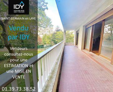 A vendre  Saint Germain En Laye | Réf 780115176 - Immobilière des yvelines