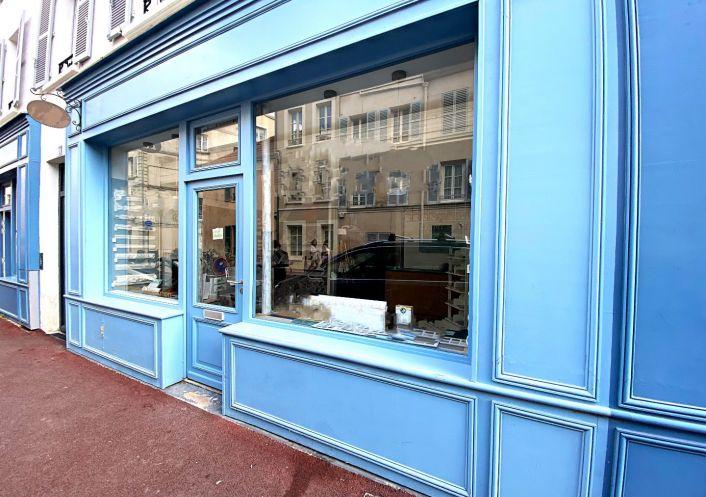 A vendre Local commercial Saint Germain En Laye | Réf 780115268 - Immobilière des yvelines