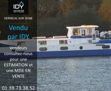 For sale  Verneuil Sur Seine   Réf 780115273 - Immobilière des yvelines