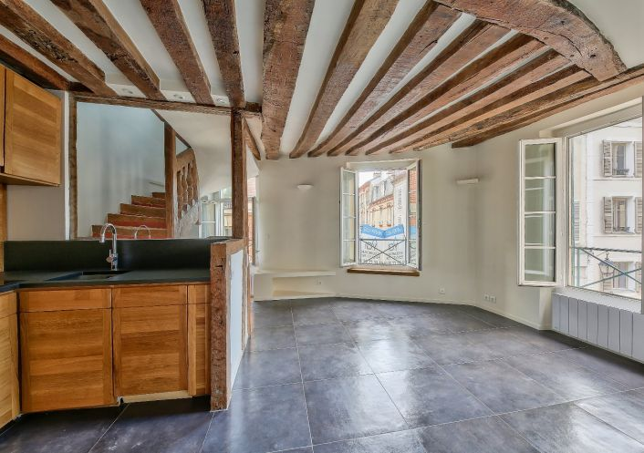 A vendre Appartement Saint Germain En Laye | Réf 780115313 - Immobilière des yvelines