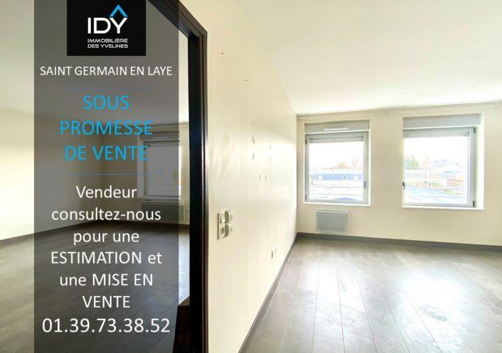 A vendre Appartement Saint Germain En Laye | Réf 780115405 - Immobilière des yvelines