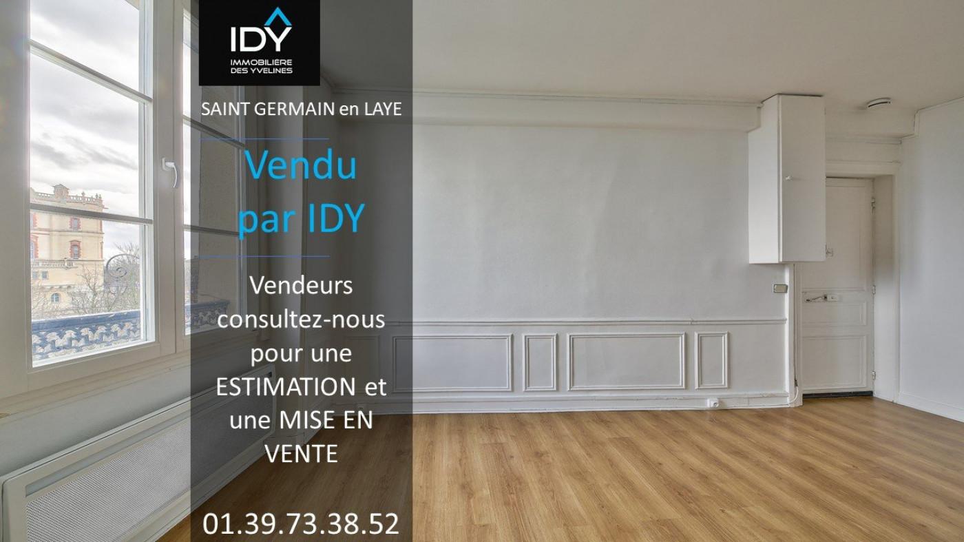 A vendre  Saint Germain En Laye   Réf 780115414 - Immobilière des yvelines